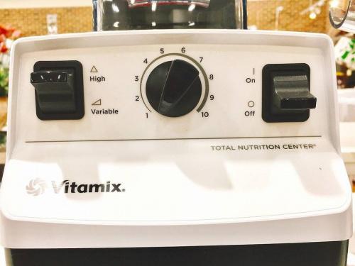 ホールフードマシンのVitamix