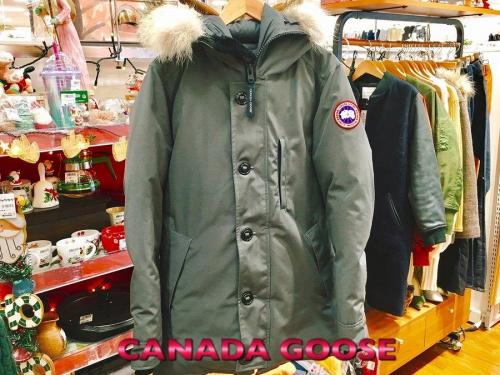 カナダグース(CANADA GOOSE)のダウン
