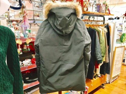 ダウンの冬物 衣類