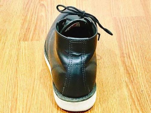 靴のアメカジ