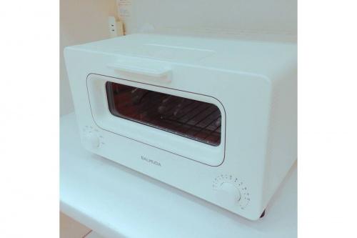 オーブントースターのBALMUDA
