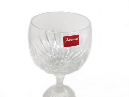 ワイングラスのバカラ(Baccarat)