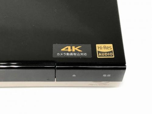 Blu-rayレコーダーのAV機器