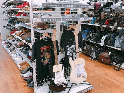 ギターの楽器 買取