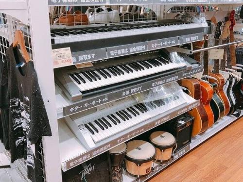 楽器 買取のアンプ