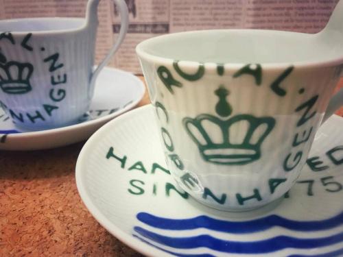 ROYALCOPENHAGENのカップ&ソーサー