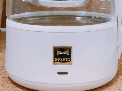 電気ケトルのBRUNO