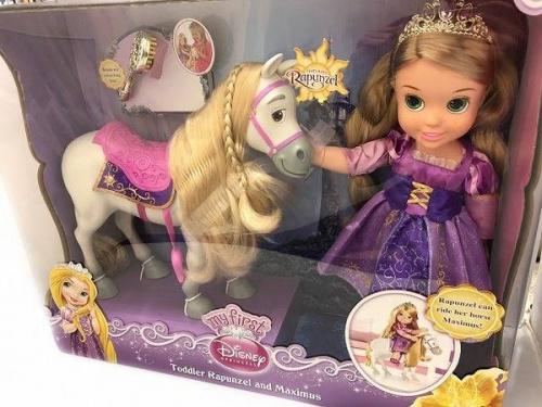 Disneyの人形