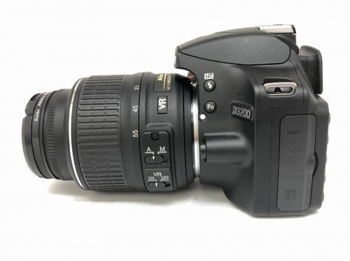 D3200のカメラ 買取