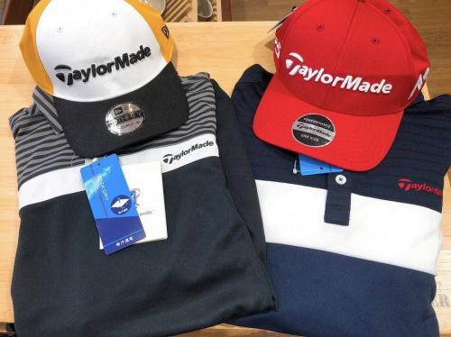 ゴルフウェアのTaylorMade