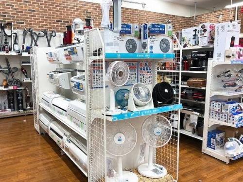 扇風機の家電 買取