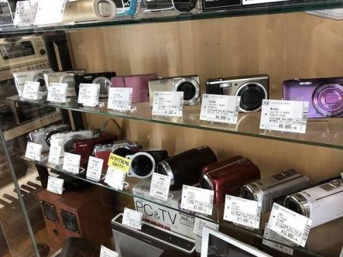 カメラ 中古のカメラ 買取