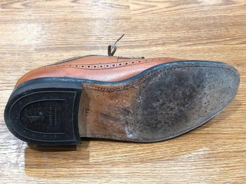 靴 中古のビジネス
