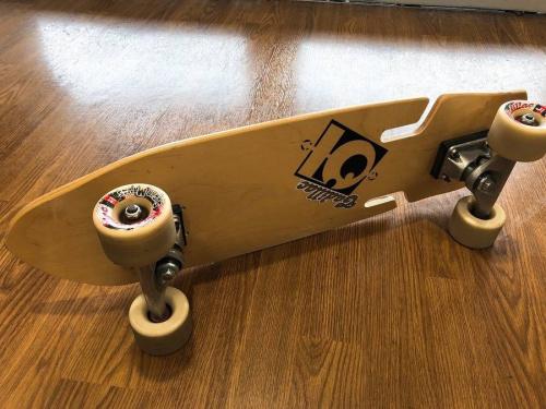 スケボーのスケートボード