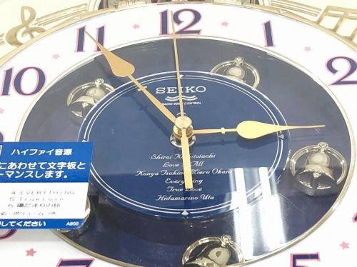 セイコーの時計