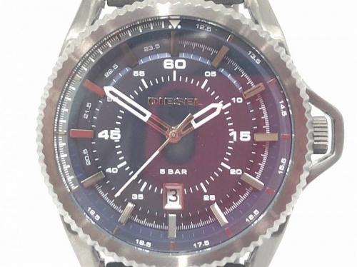 ディーゼルの腕時計 買取