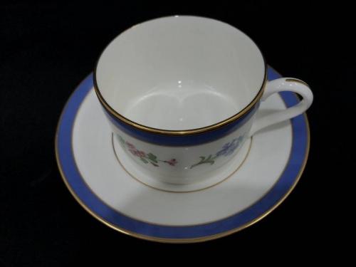 ティファニーのカップ&ソーサー
