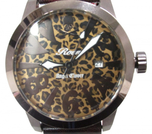 腕時計のコラボリストウォッチ