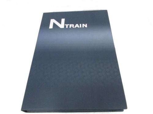 Nゲージの鉄道模型