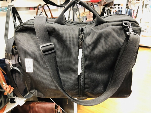 バッグの3WAY バッグ