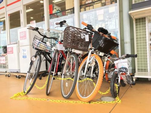 ロードバイクの未使用品