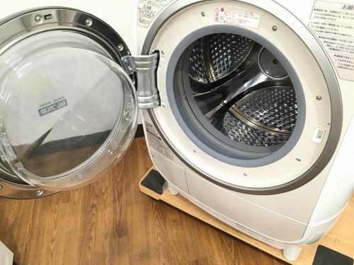 洗濯機の洗濯乾燥機
