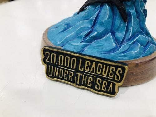 ディズニーの海底2万マイル