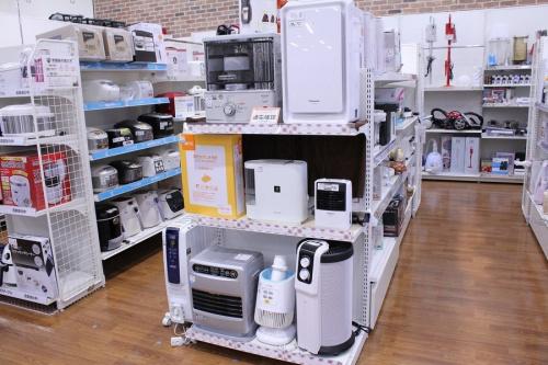 デザインキッチン家電の未使用品