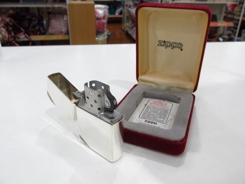 ZIPPOのオイルライター