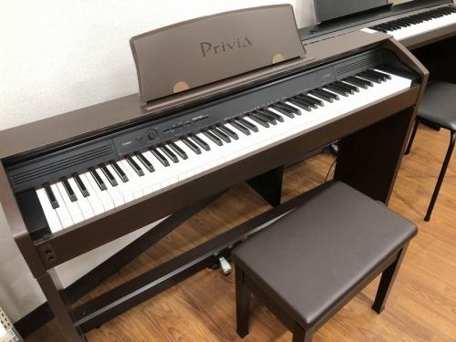 電子ピアノのカシオ