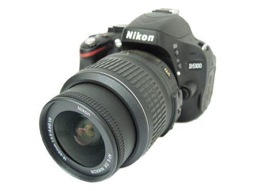 一眼レフカメラのカメラ