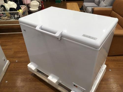 調理家電の冷凍庫