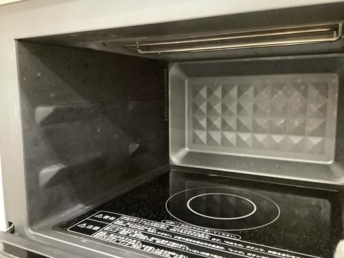 オーブンの電子レンジ
