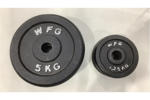 WFGの健康器具