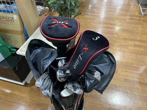 ゴルフクラブのゴルフセット