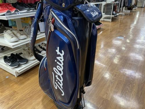 ゴルフのゴルフバッグ