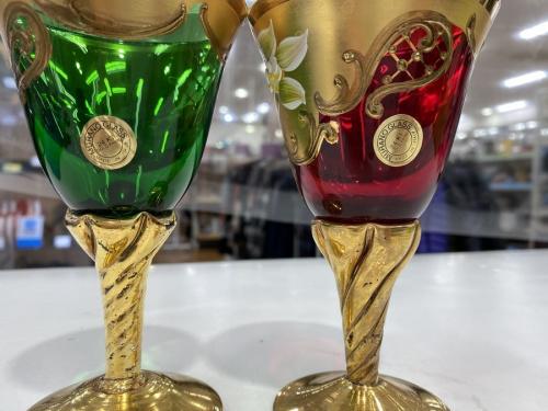 MURANO GLASSの千葉 中古 食器
