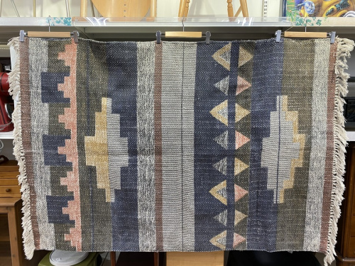 布製品のラグマット
