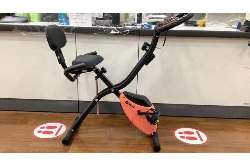 健康家電のエアロバイク