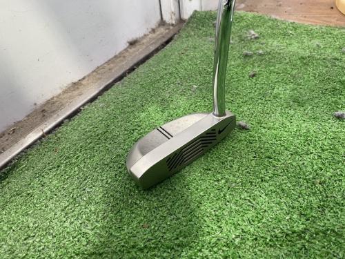 ゴルフクラブのパター
