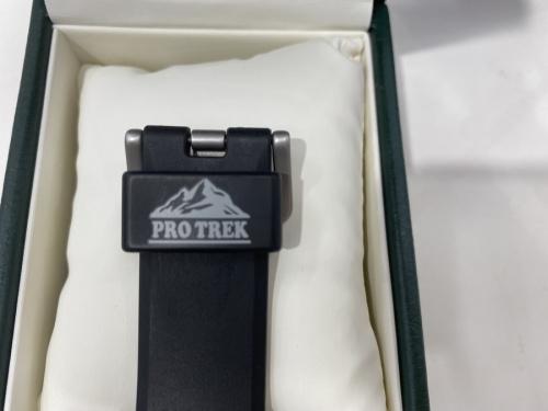 PRO TREKの千葉 中古 時計