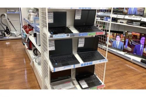 パソコンの中古家電