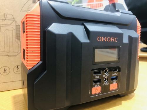 ポータブル電源のOD310A