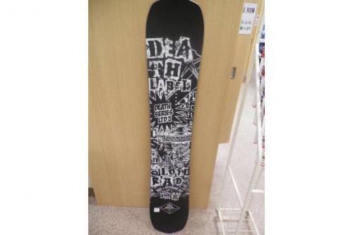 スノーボードのDEATH SERIES LTD2