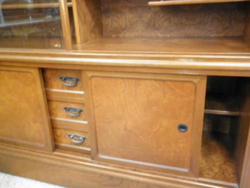 茶箪笥のアンティーク家具