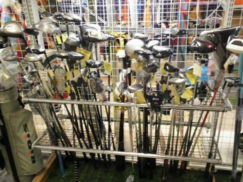 ゴルフの釣り具