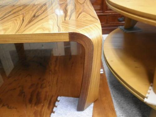 座卓の天童木工