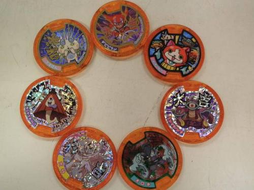 楽器・ホビー雑貨の妖怪メダル