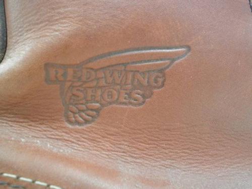 ブーツのレッドウイング(REDWING)