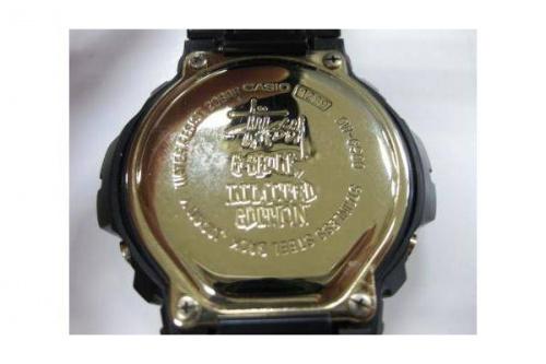 腕時計のステューシー(stussy)